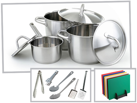 kitchen equipment supplier